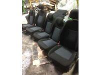 7 seats ford galaxy 2012 cloth