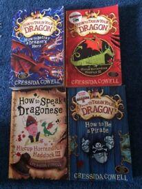 Train A Dragon Childrens Books