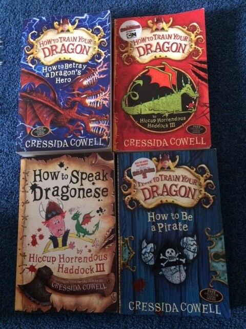 Train A Dragon Childrens Books