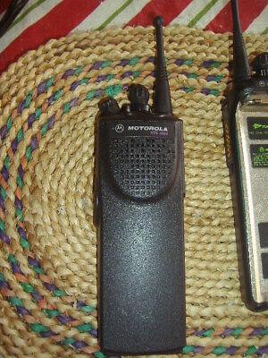 Motorola Xts3000 Model I800 Mhz 3w 48 Channelh09ucc9pw5bn Antennaetested