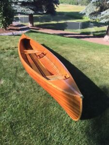Antique canoe for sale