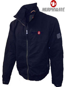 Murphy-nye-Mens-Jacket-Coat-Sailing-New-Jackets-Navy-X-Large