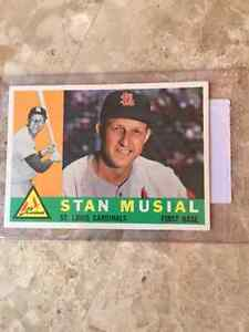 1960 STAN MUSIAL
