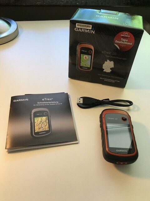 Garmin eTrex 20 GPS Handgerät Navi Navigationsgerät GPS Empfänger Outdoor