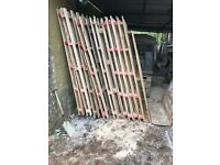 WANTED 8 X 4 FOOT PALLETS FREE COLLECTION CASH PAID