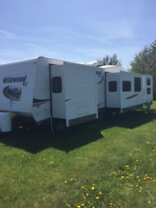 New Price-2014 Wildwood 402 QBQ (financing available)