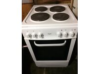 £78.00 Curry brand Logik electric cooker+50cm+3 months warranty for £78.00