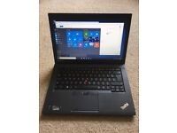 LENOVO THINKPAD T450 - 8GB 320GB SSD LAPTOP