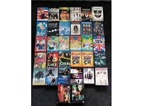 32 x DVD BOXSETS-ONLY £10