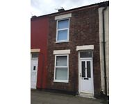 SPECIAL OFFER FIRST MONTHS RENT HALF PRICE...TWO BEDROOM TERRACE PROPERTY LOCATED ON LIND STREET L4,