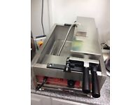 Commercial Fish Waffle machine