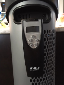 Oscillating tower cooling fan for sale
