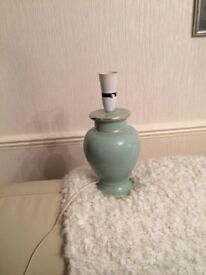 2 lamps nice condition