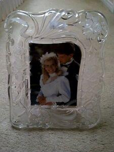 mikasa victorian crystal frame