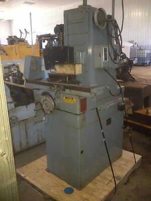 Brown Sharpe Hand Feed Roller Ball Surface Grinder