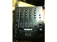Unmarked M6 USB mixer