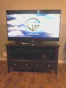 55 inch sony bravia Led 3d smart TV and stand Windsor Region Ontario image 1