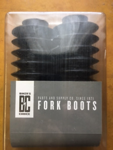 Motorcycle Fork Boots - 41 mm
