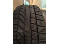 4 winter car tyres. Used for 1 month size 195 / 65R 15 Snowprox