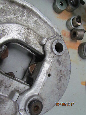 Anderson Hydraulic Crimper Vc8