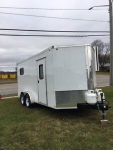 Top of the Line Toy Trailer!!