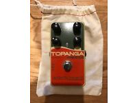 Catalinbread Topanga spring reverb pedal for sale