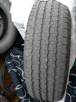 4 pneus d'été michelin 235 65 R17