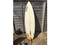 Webber Afterburner Surfboard