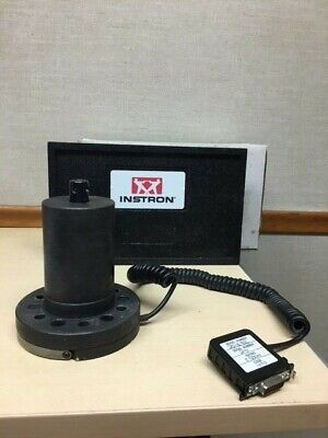 Instron 500n Static Load Cell 2518-816 Tensile Compression Testing