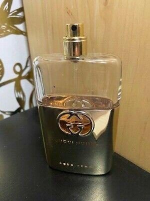Gucci Guilty Pour Femme Eau De Parfum 90ml HALF FULL