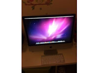 iMac 24 inch for sale - Mint Condition/ with original keyboard and Magic Mouse