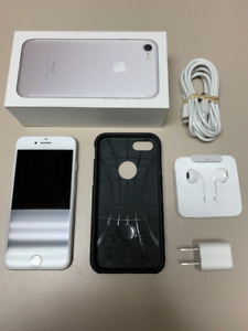 Iphone 7  128go en PARFAITE condition