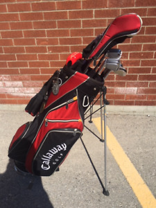Golf set.  Excellent condition!