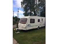 Bailey Ranger 510/4 L 4 Berth includes Full Size Awning, Tall Annexe, End Bathroom LOVELY CONDITION