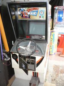 Arcade Speedway de Chicago Coin