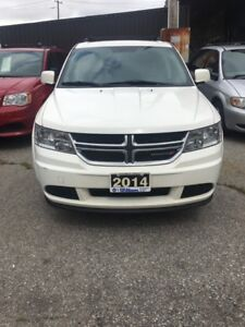 2014 Dodge Journey SE Plus,no accident,Bluetooth,4cyl SE Plus,no
