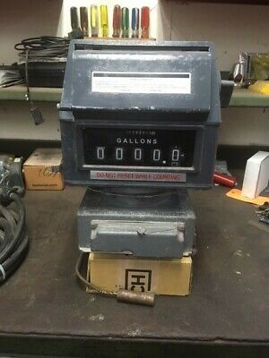 Veeder-root Printer Register 789002-013 Meter Propane Gas