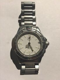 TAG HEUER 4000 SERIES 699.713KA WATCH MID SIZE AUTOMATIC EXCELLANT COND.