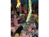 Baby & Toddler music & sensory volunteer