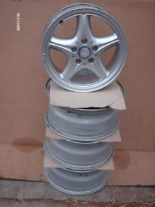 "16"" ALLOY WHEELS for MERCEDES"
