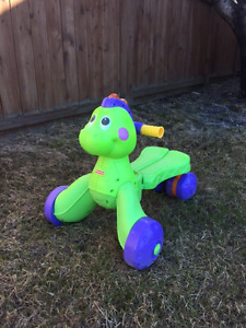 Toddler Ride-On Fisher Price Toy