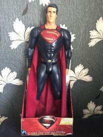"31"" superman figure"