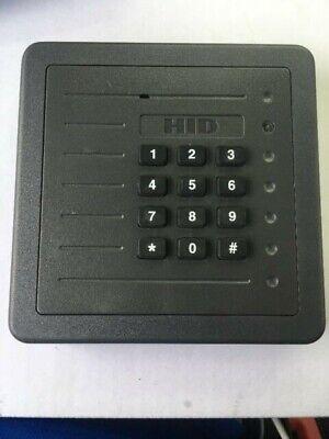Hid Proxpro 5355 Card Readerkeypad Access Device 5355agk00