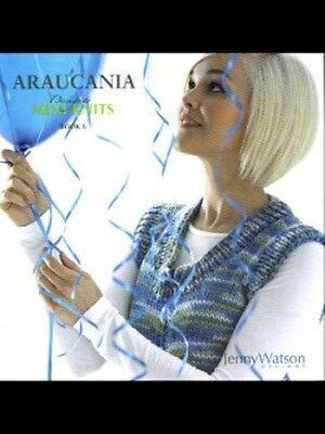 Jenny Watson Designs - Araucania Mini Knits - Book 6 - Knitting Patterns