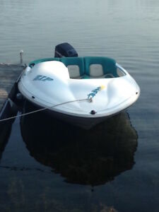 Nordic Zip with 60 hp Mercury Outboard