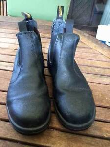 BLUNDSTONE SAFETY BOOTS, STEEL TOECAP, SIZE 11 (45) Samson Fremantle Area Preview