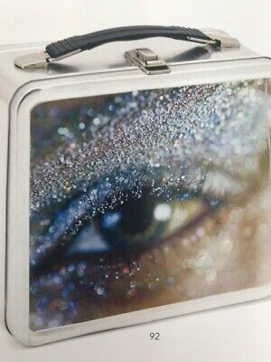 Custom Lunchbox Designed by Marilyn Minter  One of a Kind Piece