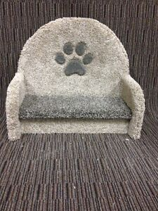 Cat Scratcher Luxury Handcrafted Cat Couch