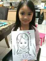Caricature Artist for Parties 647-951-5312