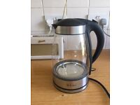 Russell Hobbs cordless glass LED kettle